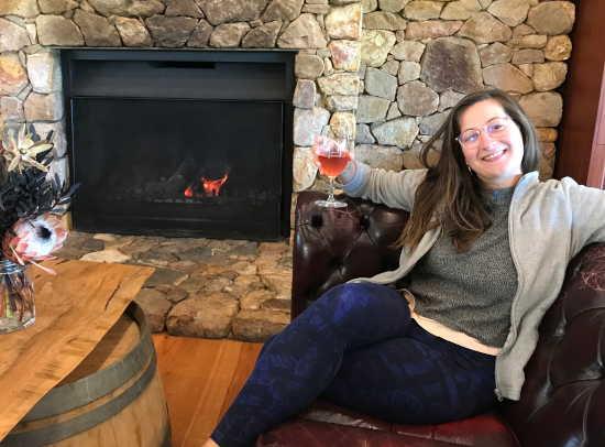 Wine-Tasting at a Margaret River vineyard