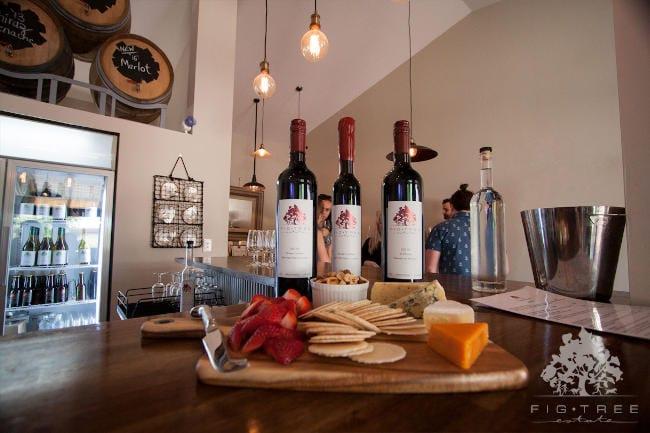 Cheese platter - Swan Valley wine tour