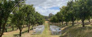 Chittering Valley Regional Wedding